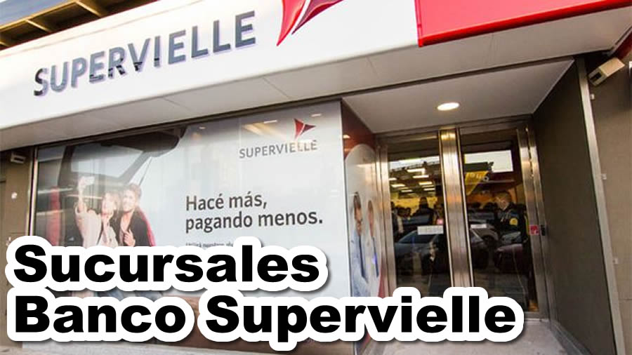 Sucursales Supervielle